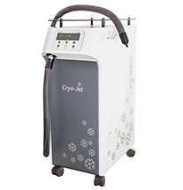 cryo-jet-chilled-air